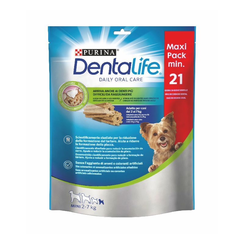 Purina® DENTALIFE® para Perros Mini 207g